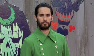Jared Leto: 'This is still a very conservative business.'