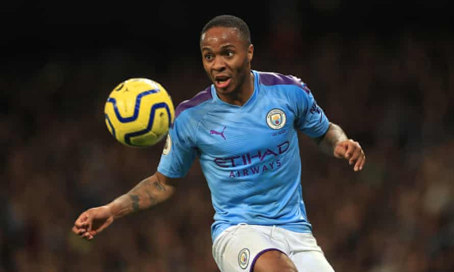 Raheem Sterling has previously tried to highlight the media's perception of black people.