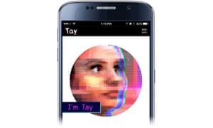 Microsoft tay AI chatbot