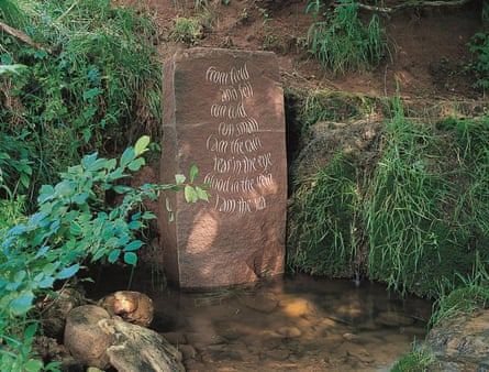 The Eden Valley Poetry Path