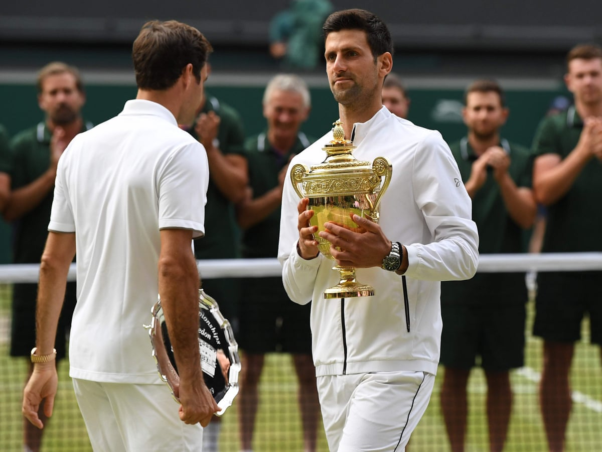 Age Is Just A Number Novak Djokovic Says He Can Thrive For Years To Come Kevin Mitchell Sport The Guardian