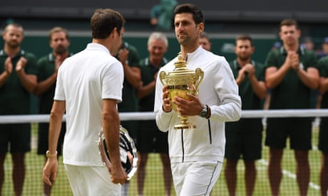 Novak Djokovic: 'Age is just a number, I have a few more years left in my legs'   Kevin Mitchell