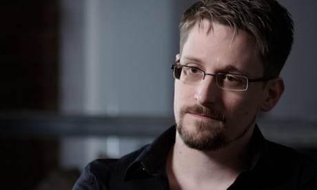 Edward Snowden: life after leaking – podcast