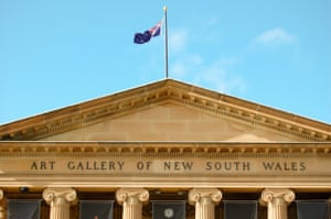 The Art Gallery of New South Wales.