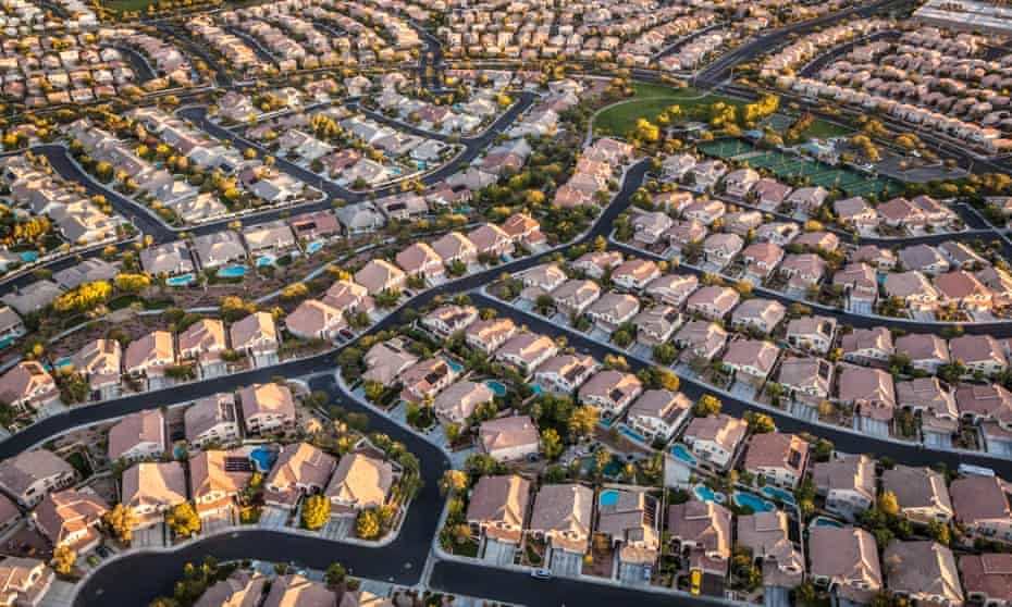 Southern Nevada has welcomed unfettered development since the 1930s.