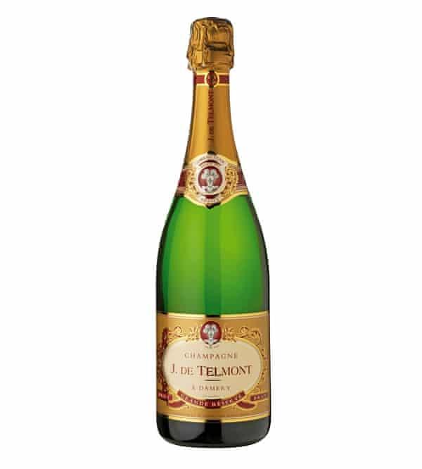 J de Telmond Grand Reserve bottle