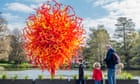 Top 10 new outdoor artworks and exhibitions in the UK