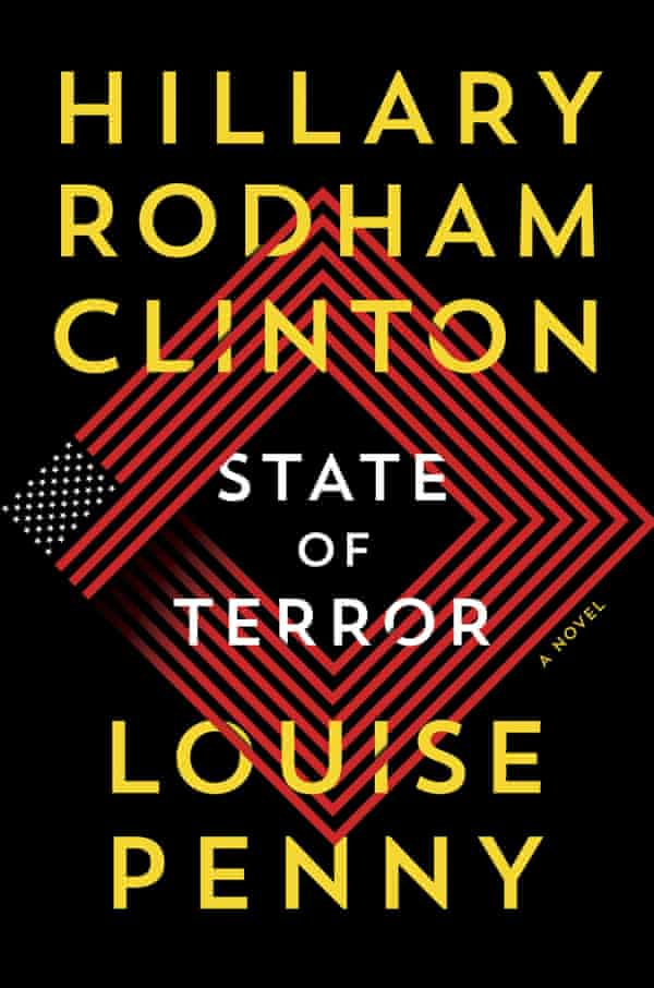 The cover of State of Terror.