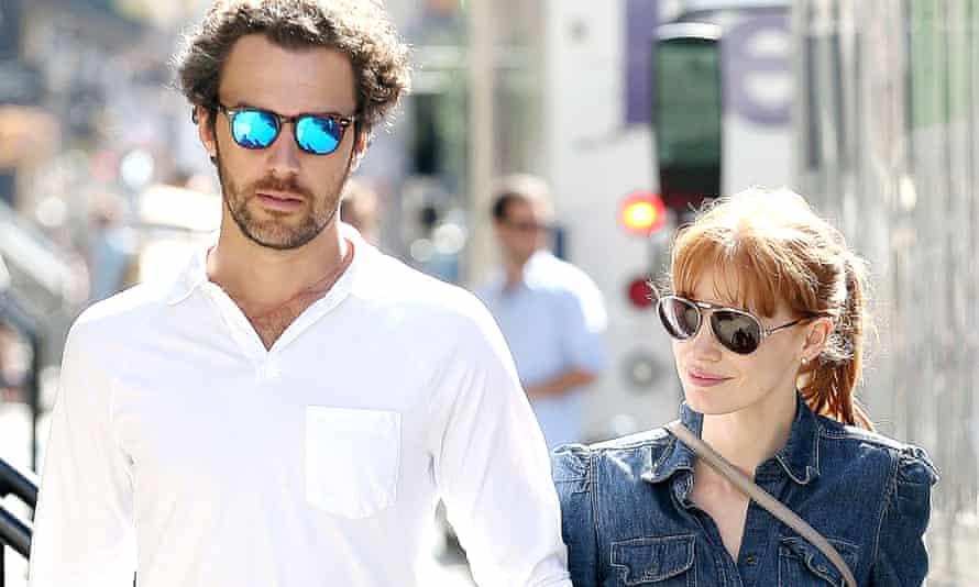 With boyfriend Gian Luca Passi de Preposulo.