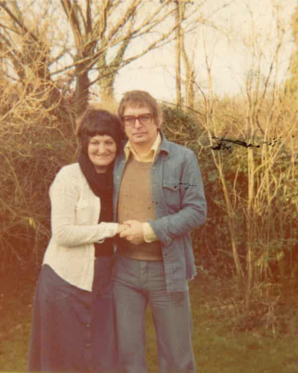 Alison and Peter Gordon.