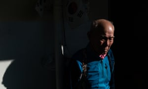 Lee Chun-sik, a South Korean man who endured forced labour in Japan.