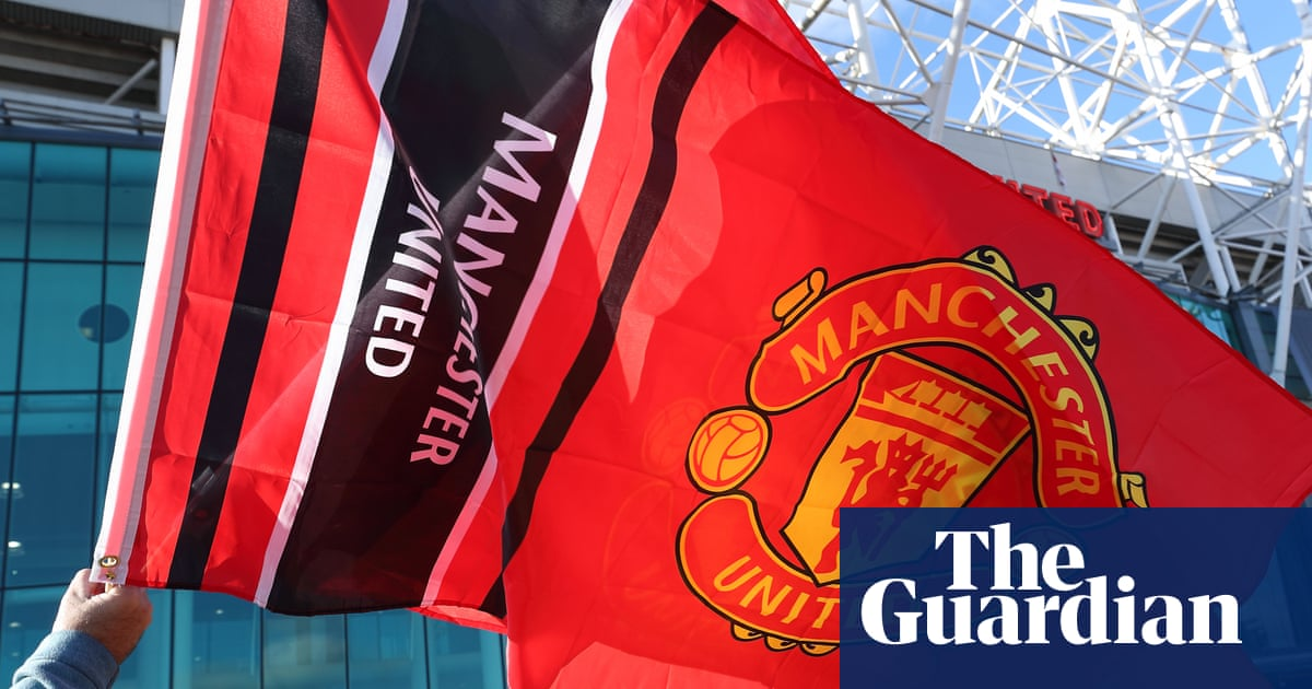Manchester United Sues Football Manager Makers Over Use Of Name Manchester United The Guardian