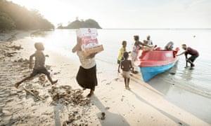 Solomon Islands, Naghotano.