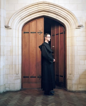 Brother Joshua, Downside Abbey