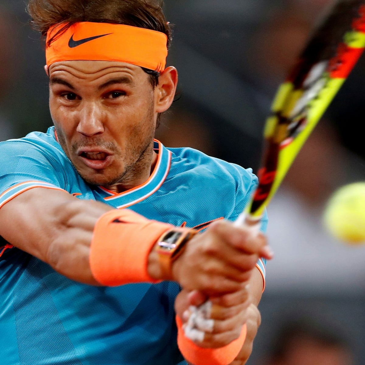 Rafael Nadal Would Not Travel To New York Today To Play Us Open Sport The Guardian