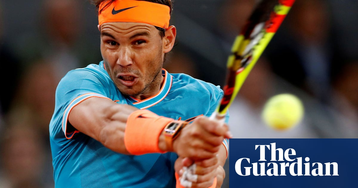 Rafael Nadal would not travel to New York today to play US Open