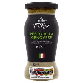 The Best Pesto Alla Genovese, Morrisons.
