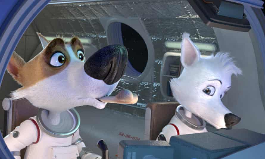 Space Dogs: Return to Earth.