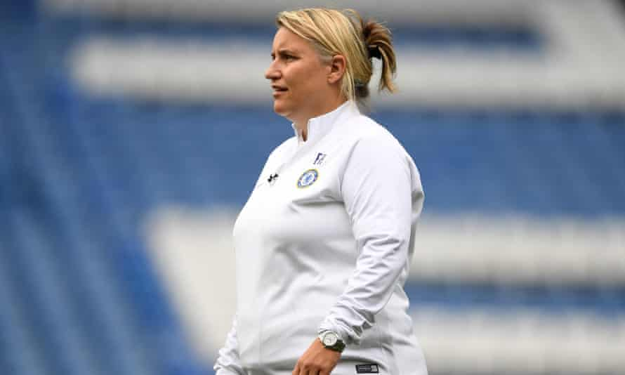 Chelsea manager Emma Hayes says Refuge is a charity close to the club.