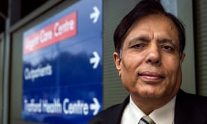 Dr Chand Kailash: 'The BMA's huge resources have not been put to good enough use in influencing politicians'