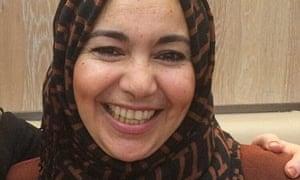 Khadija Khalloufi.