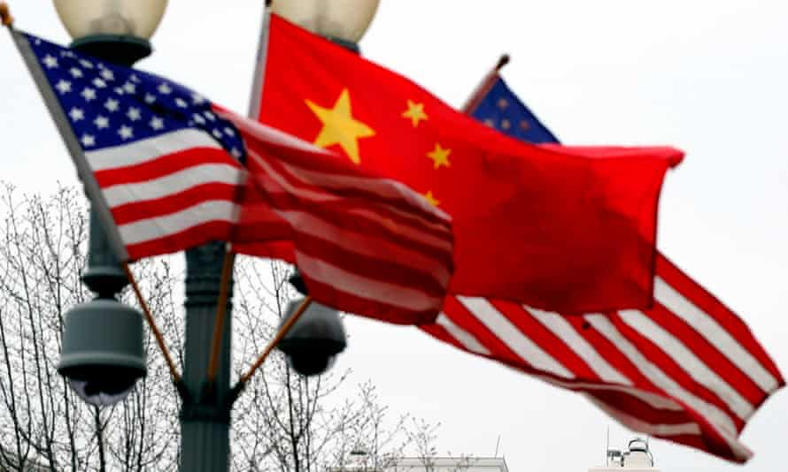 The US secretly expelled two Chinese embassy officials in September.