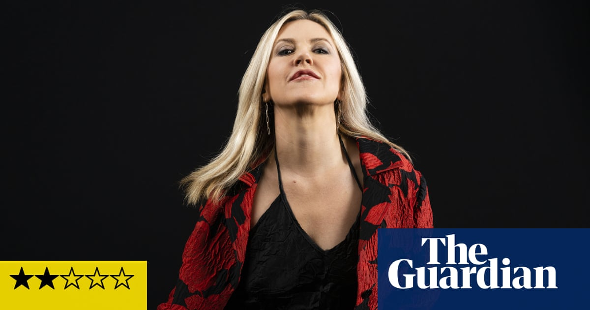 Liz Phair: Soberish review – forgettable coffee-table pop