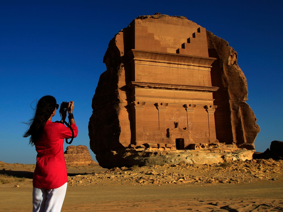 The Instagram Influencers Hired To Rehabilitate Saudi Arabia S Image World News The Guardian