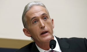 Trey Gowdy: 'President Trump himself said if anyone connected with my campaign was working with Russia, I want you to investigate it.'