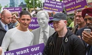 The ghost of Nigel Farage still haunts Ukip