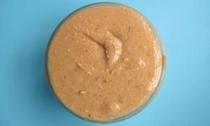 Averie Sunshine's peanut butter.
