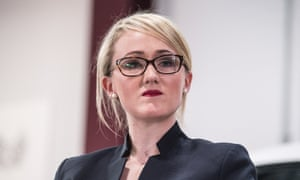 'There is no option but to radically transform our economy,' said Rebecca Long-Bailey.