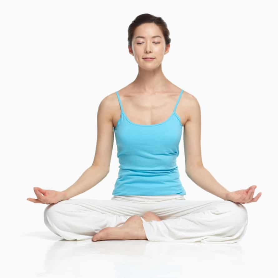 'Occasionally the weird spiritual speeches the yoga instructors gave hit home.'