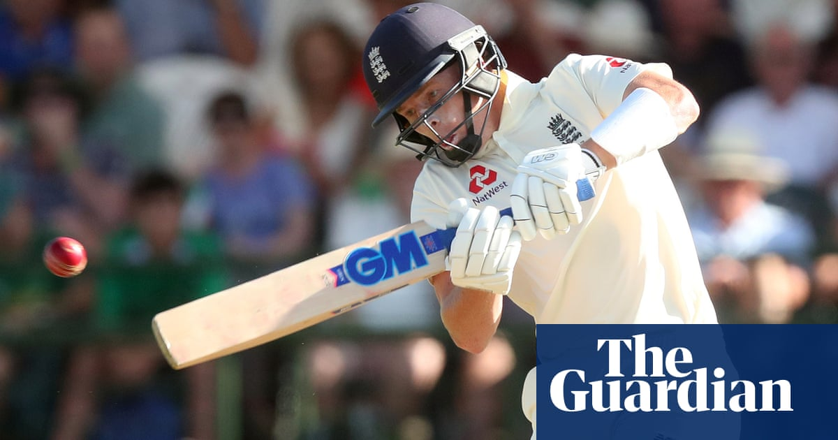 Ollie Pope delivers solitary shaft of light for sorry England in second Test