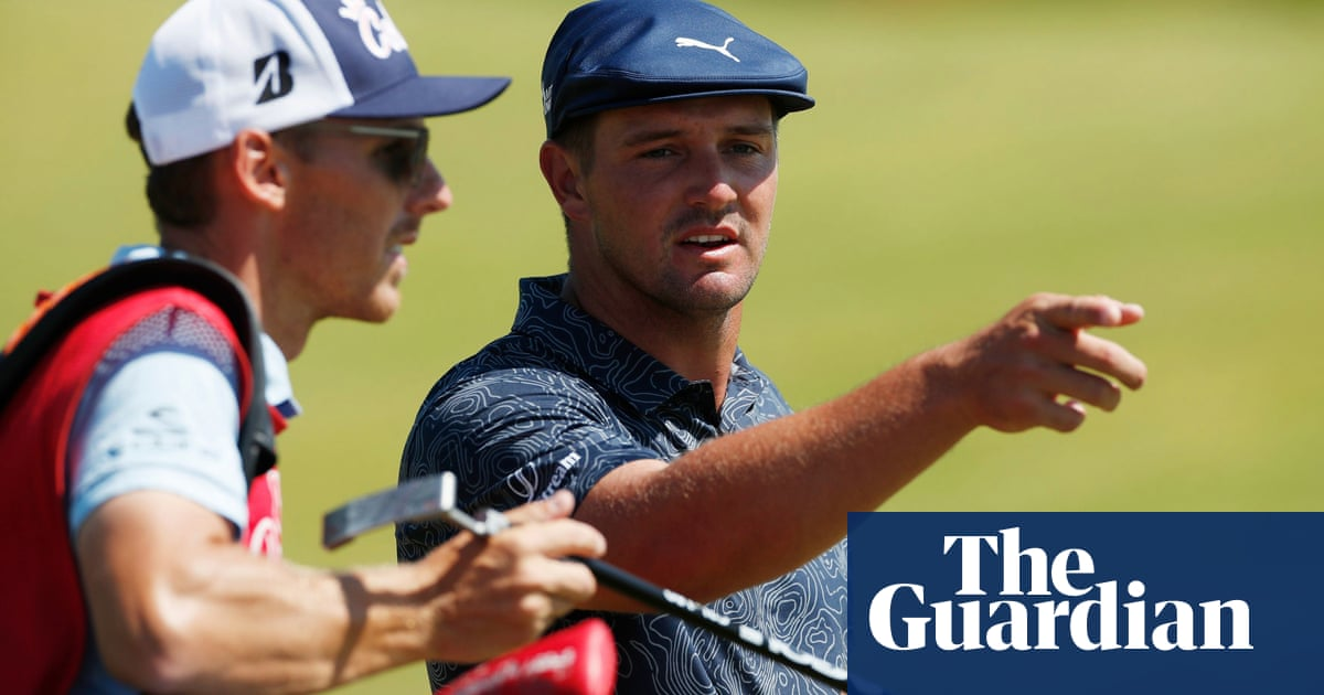 Bryson DeChambeau out of Tokyo Olympics after positive Covid test
