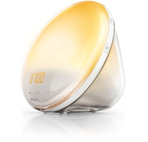 Philips standard wake-up light (HF3520).