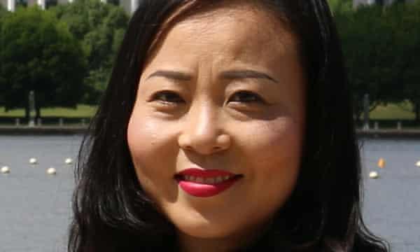 ACT Liberal opposition leader Elizabeth Lee