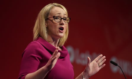 Rebecca Long-Bailey addresses the Labour Party Conference