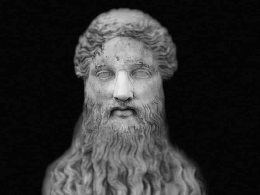 No.1 Dionysus, 2019, by Diana Matar.
