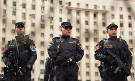 Egyptian security forces cairo
