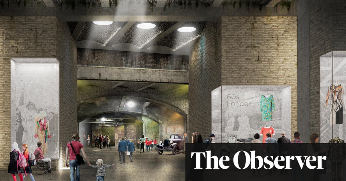 Smithfield General Market: the new Museum of London sets out