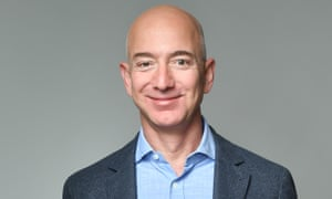 Jeff Bezos: where the $106bn man belongs on the all-time