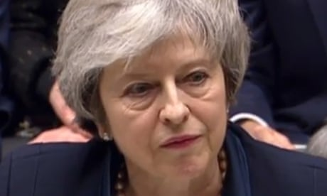 Brexit deal: Theresa May suffers historic defeat in vote as Tories turn against her