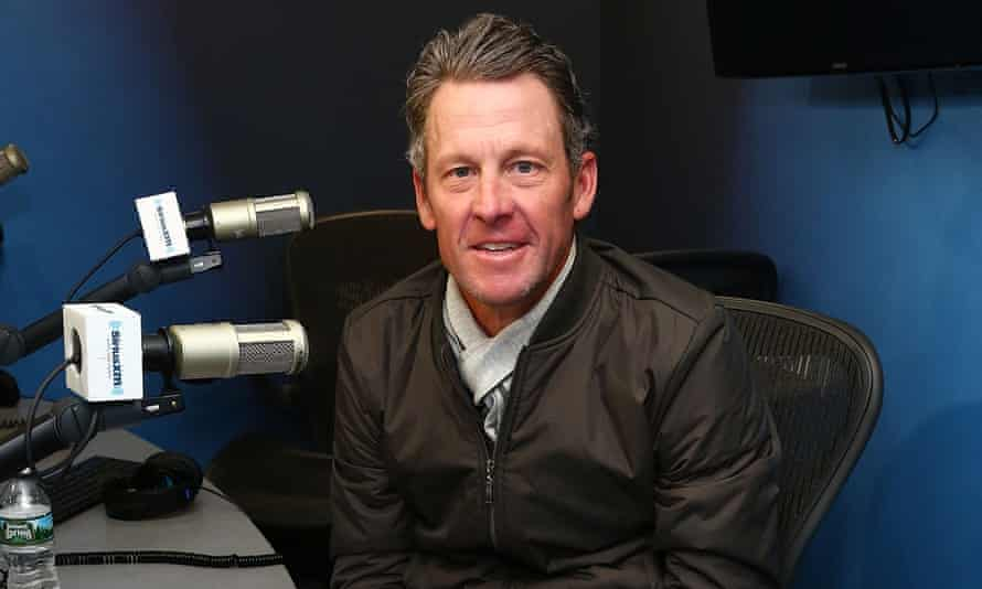 Lance Armstrong, who won and was then stripped of seven Tour de France titles.