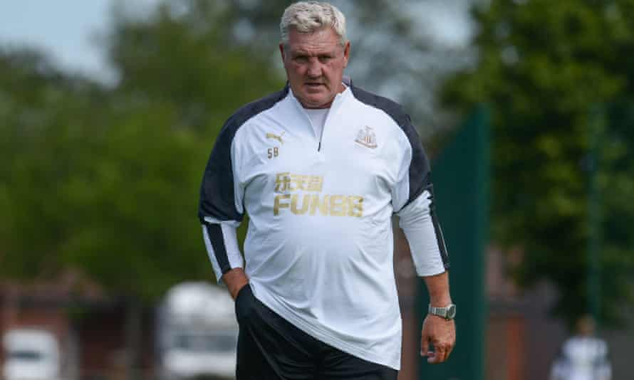 Steve Bruce has got a new club record signing in Joelinton, who cost £40m, to bolster his attack.