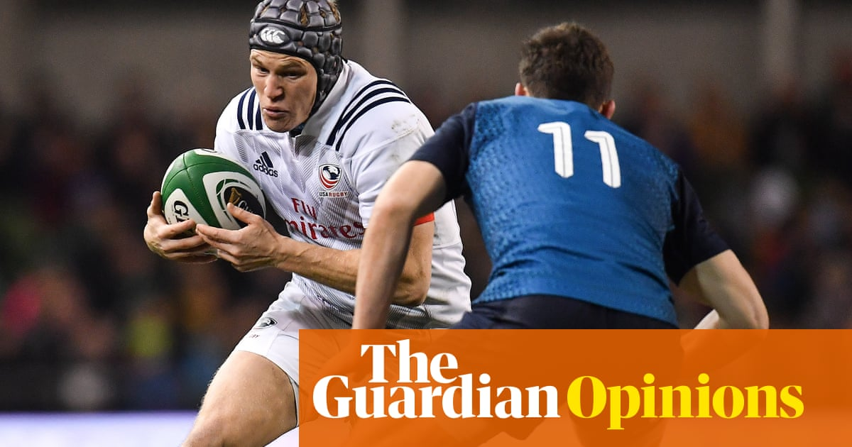 Taking on England at the Rugby World Cup is strange for me – but USA are ready | Will Hooley
