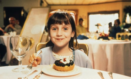 Mara Wilson in Matilda in 1996.