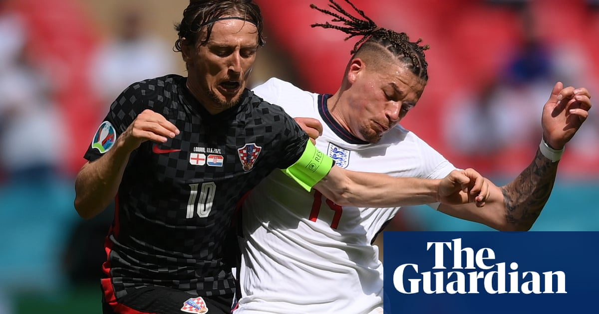 England 1-0 Croatia: player ratings from Euro 2020 Group D opener