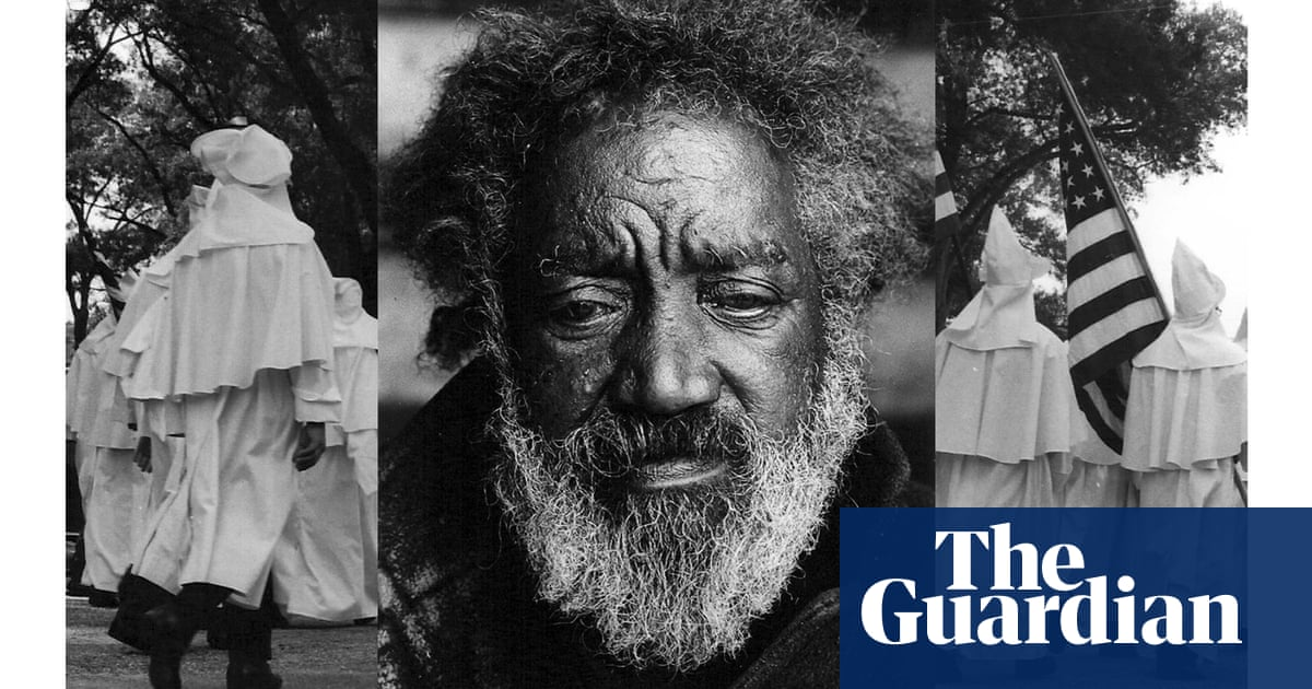 Robert Houston: witness to injustice and social change – in pictures
