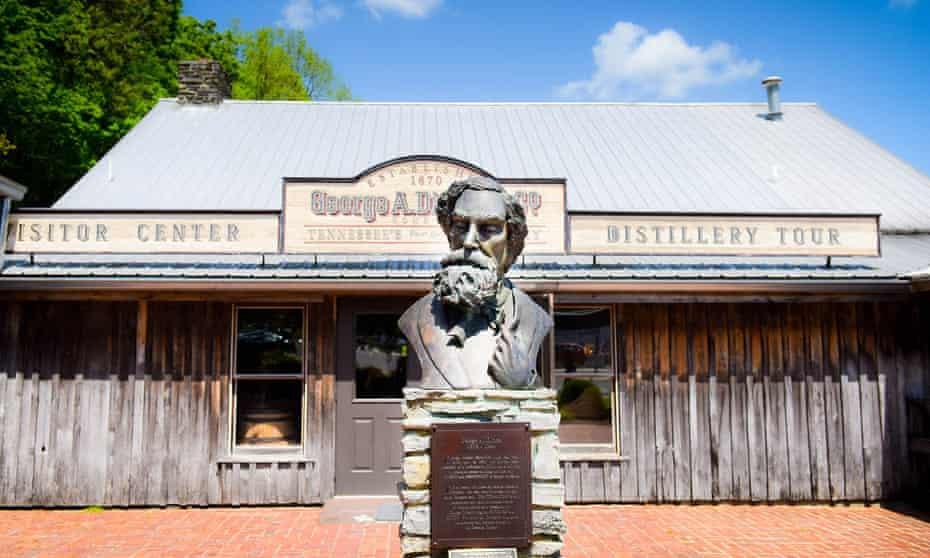 George Dickel distillery, Tullahoma, Tennessee